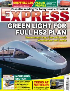 Rail Express – March 2020