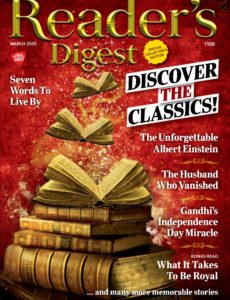 Reader's Digest India – March 2020