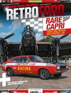 Retro Ford – Issue 169 – April 2020