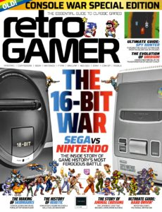 Retro Gamer UK – Issue 205, 2020