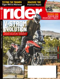 Rider Magazine – April 2020