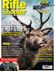 Rifle Shooter – April 2020