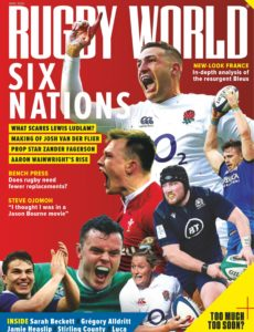 Rugby World – April 2020
