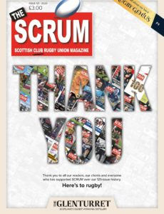 SCRUM Magazine – April 2020