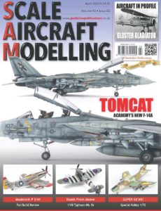 Scale Aircraft Modelling – April 2020
