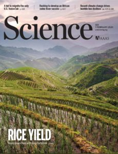 Science – 7 February 2020
