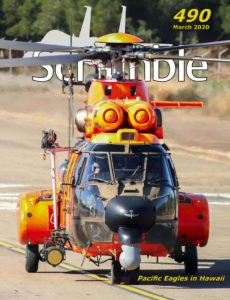 Scramble Magazine – Issue 490 – March 2020