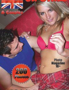 Sex Amateurs UK Adult Photo Magazine – March 2020