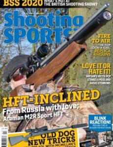 Shooting Sports UK – April 2020