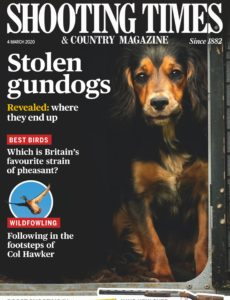 Shooting Times & Country – 04 March 2020
