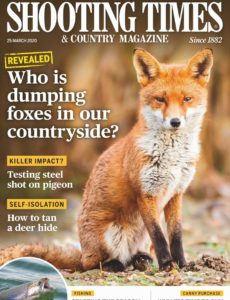 Shooting Times & Country – 25 March 2020