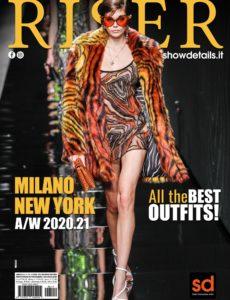 Showdetails Riser Milano – March 2020