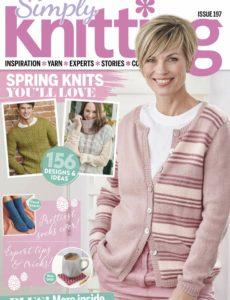 Simply Knitting – May 2020