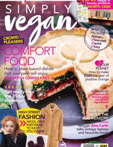 Simply Vegan – Issue 20 – January 2020