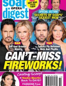 Soap Opera Digest – March 16, 2020