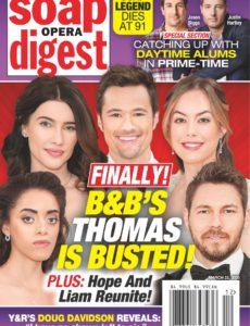 Soap Opera Digest – March 23, 2020