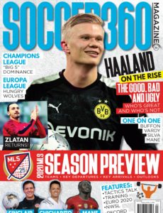 Soccer 360 – March-April 2020