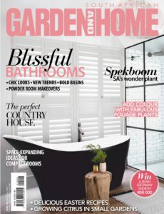 South African Garden and Home – April 2020