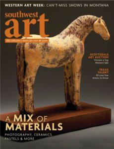Southwest Art – March 2020