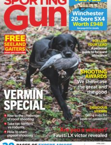 Sporting Gun UK – April 2020