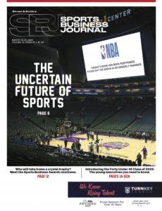 SportsBusiness Journal – 16 March 2020