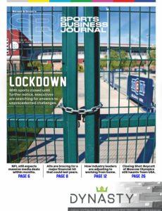 SportsBusiness Journal – 23 March 2020