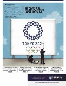 SportsBusiness Journal – 30 March 2020