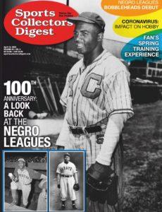 Sports Collectors Digest – April 10, 2020