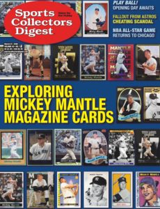 Sports Collectors Digest – March 27, 2020