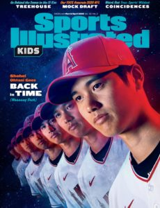 Sports Illustrated Kids – March-April 2020