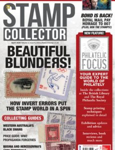 Stamp Collector – April 2020