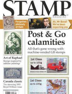Stamp Magazine – April 2020