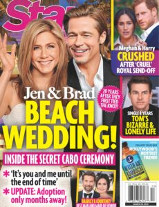 Star Magazine USA – March 30, 2020