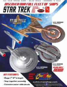 Star Trek Magazine – March 2020