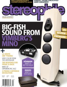 Stereophile – April 2020