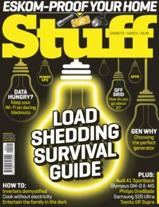 Stuff South Africa – April 2020