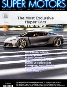 Supermotors – March 2020