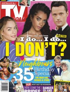 TV Soap – March 30, 2020