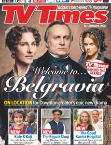 TV Times – 14 March 2020