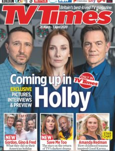 TV Times – 28 March 2020