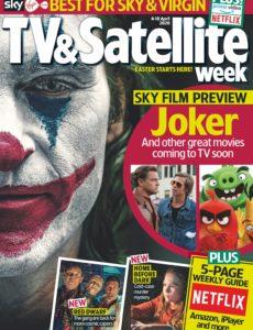 TV & Satellite Week – 04 April 2020