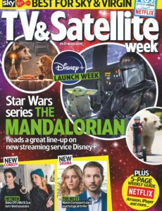 TV & Satellite Week – 21 March 2020