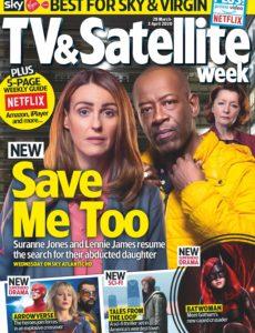 TV & Satellite Week – 28 March 2020