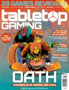 Tabletop Gaming – April 2020