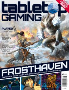 Tabletop Gaming – March 2020