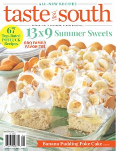 Taste of the South – May-June 2020