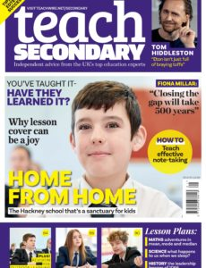 Teach Secondary – January 2020