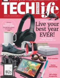 TechLife Australia – April 2020