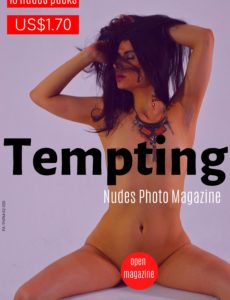 Tempting Nudes Photo Magazine – March 2020