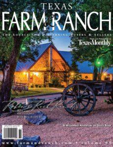 Texas Farm & Ranch – Spring 2020